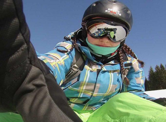 Plataforma de reservas de clases de esquí y montaña